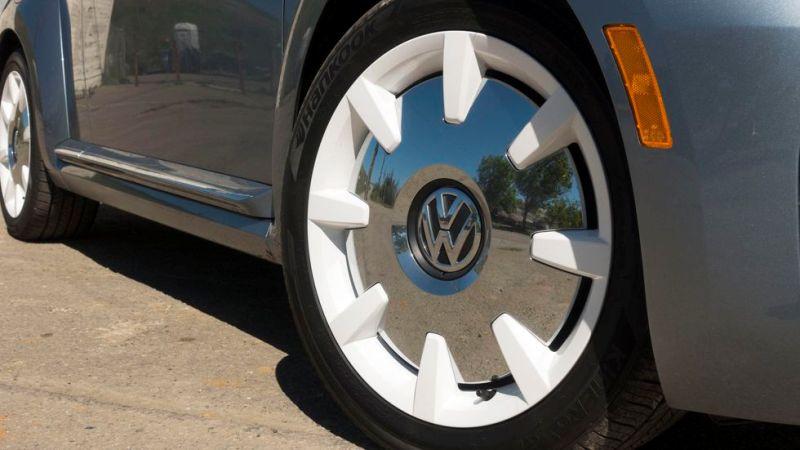 Уникальные ретро-диски Volkswagen Beetle Final Edition