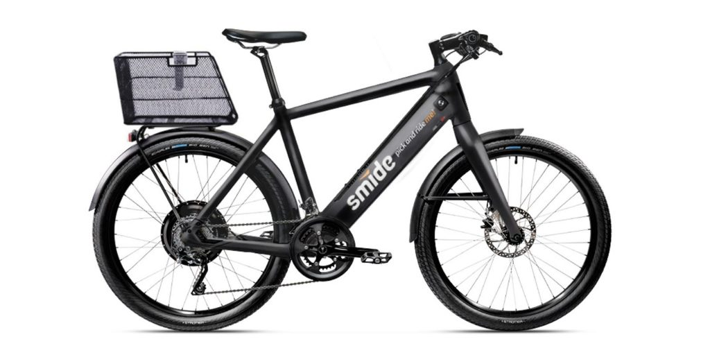 Стартап электрического велосипеда Bond Mobility