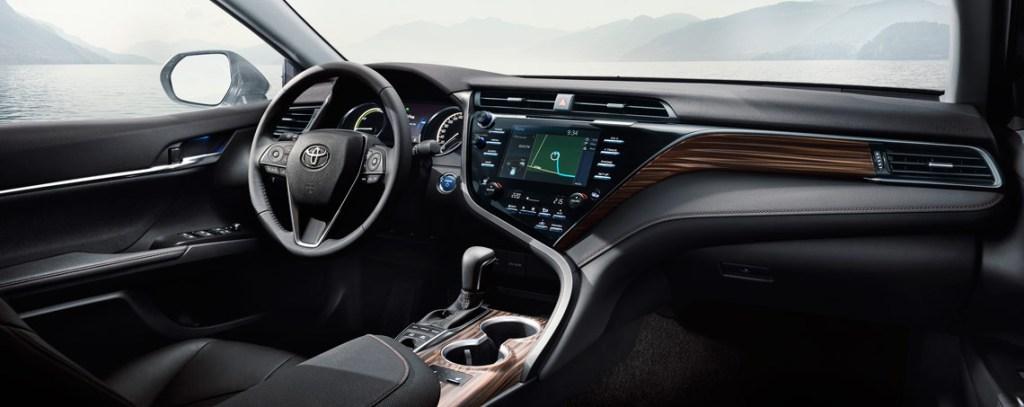 Новинка оснащена технологиями нового поколения, что позволило значительно улучшить характеристики автомобиля