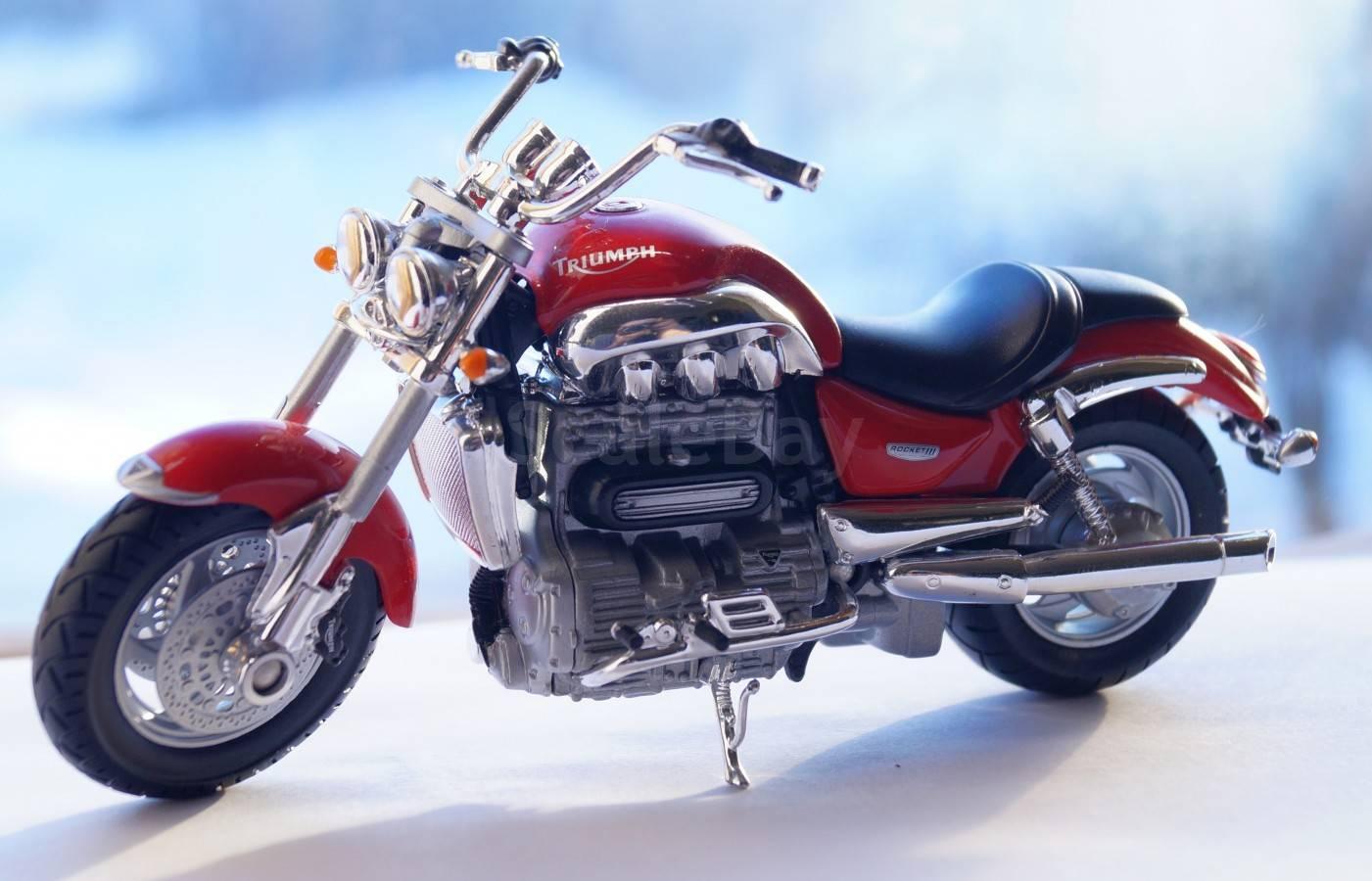 Triumph планирует выпустить первый электрический мотоцикл через два года