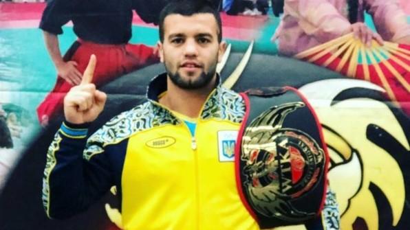 Рамиль Ахмедов является финалистом турнира сильнейших кикбоксеров Украины