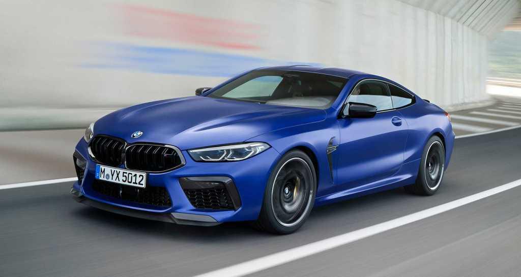 """Подразделение BMW M переходит на """"зеленые"""" авто"""