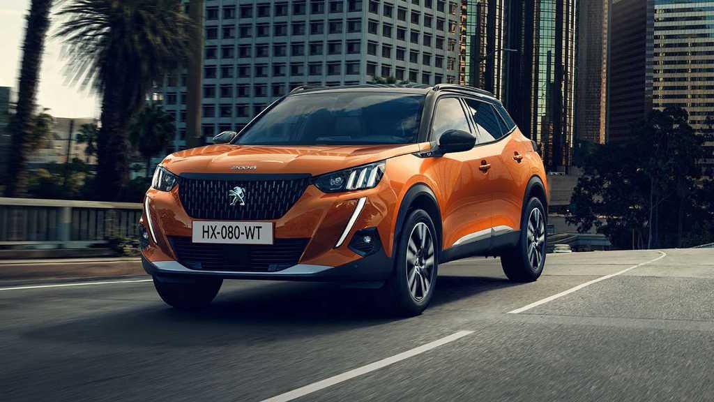 Обновленный Peugeot 2008 появится на рынке в конце 2019 года