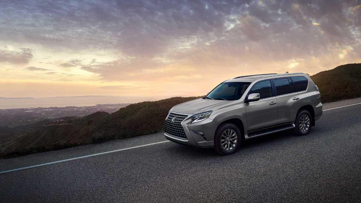 Lexus представил очередное обновление внедорожника GX