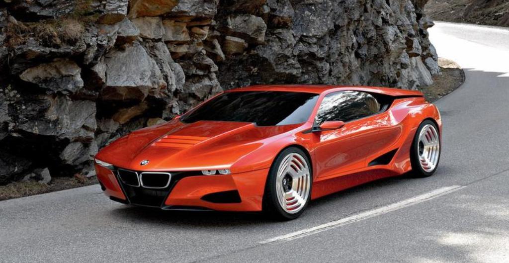 BMW M1 Homage (2008)