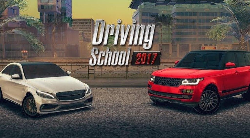 Игра Driving School