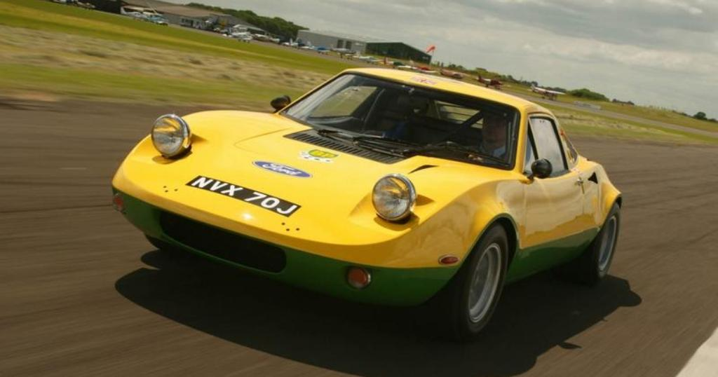 Ford GT70 (1970)