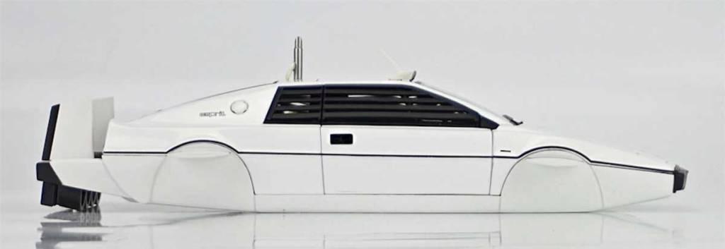 Автомобиль-амфибия будет выполнен на базе Lotus Esprit 1976 года