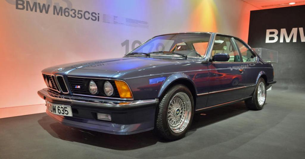 M635CSi (1983)