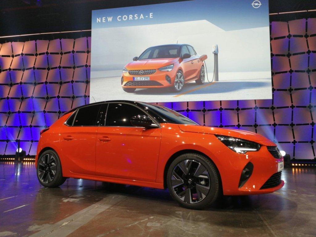 Старт производства Opel Corsa-e запланирован на 2020 год