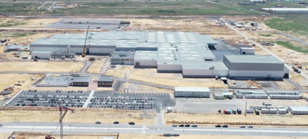 Новый завод с объемом производства в 200 тысяч авто в год PSA открыл в Марокко