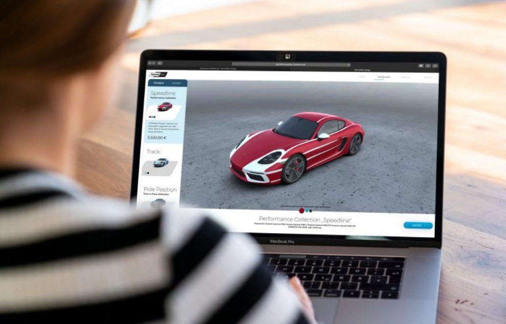 Компания Porsche Digital в июле текущего года открывает онлайн платформу для создания дизайна автомобилей