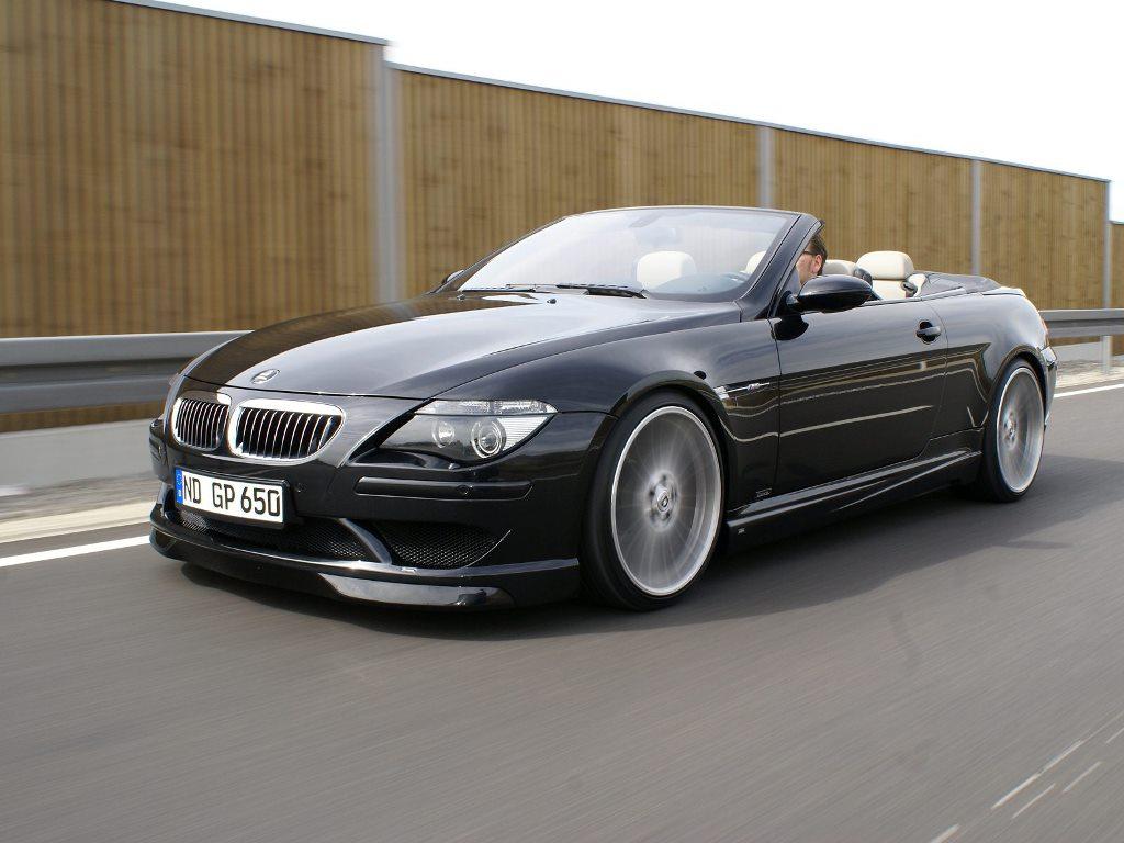 BMW 6-Series E64
