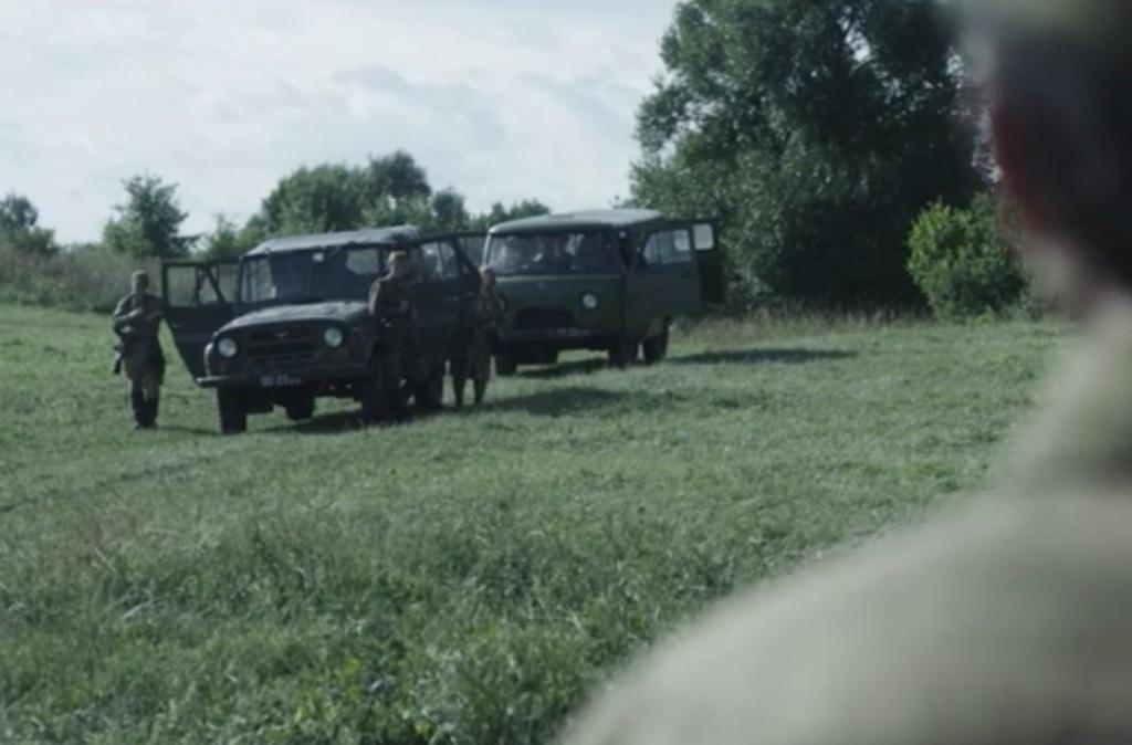 УАЗ-469 и УАЗ-452