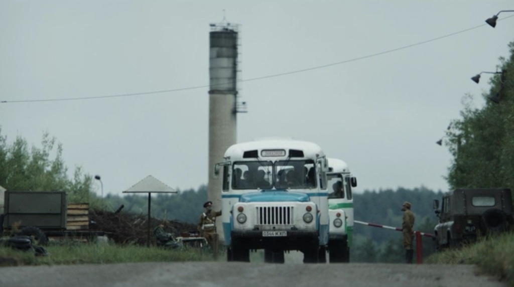 Автобусы на базе ГАЗ-63