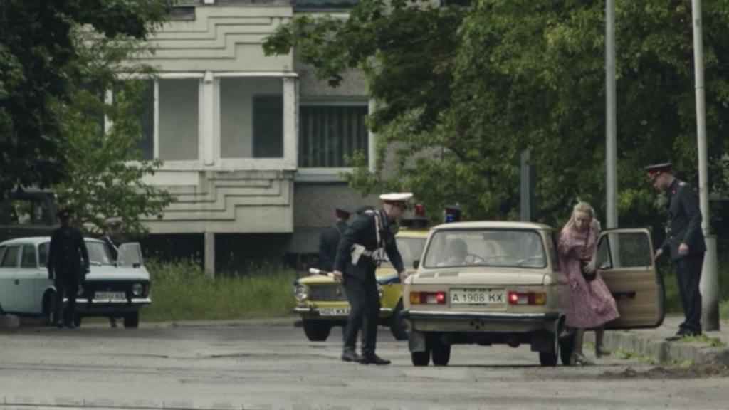 ЗАЗ-968М, ВАЗ-2101 и ИЖ комби