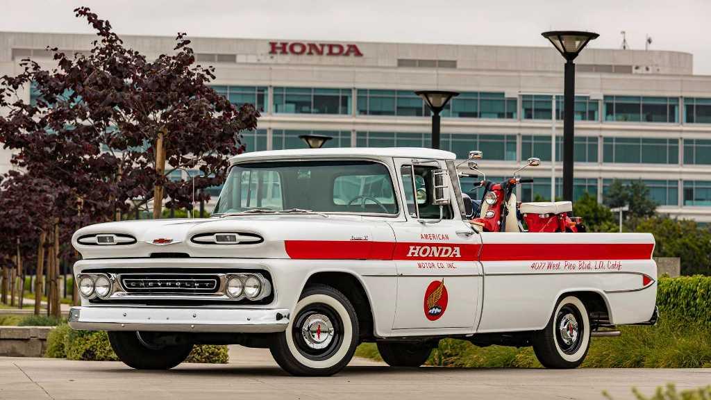 Honda возродила пикап Chevy