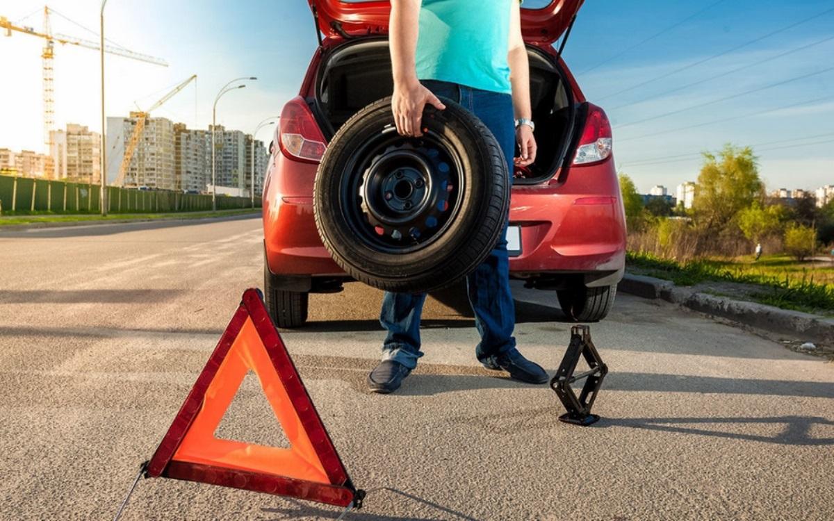 Запасное колесо в пути никогда не помешает