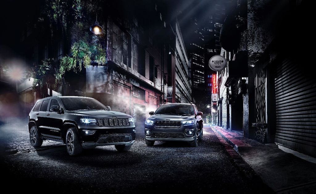 На австралийском рынке появятся Jeep Grand Cherokee и Cherokee в стиле Night Eagle