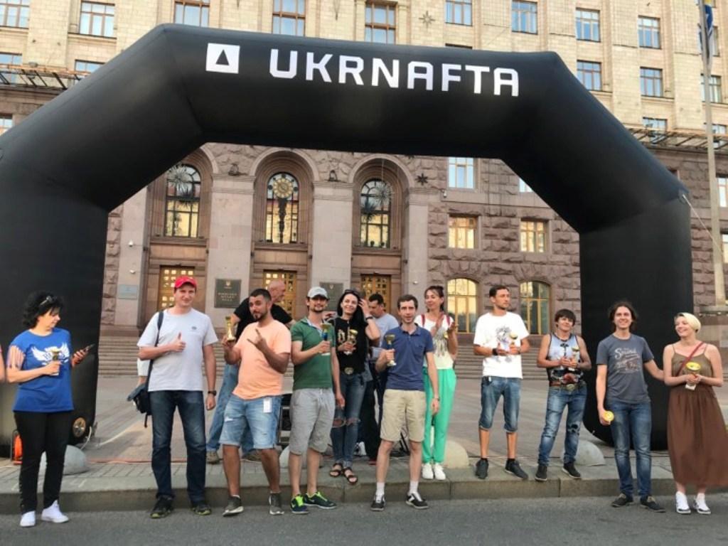 В соревновании участвовало 11 экипажей, к финишу добрались лишь 7 из них