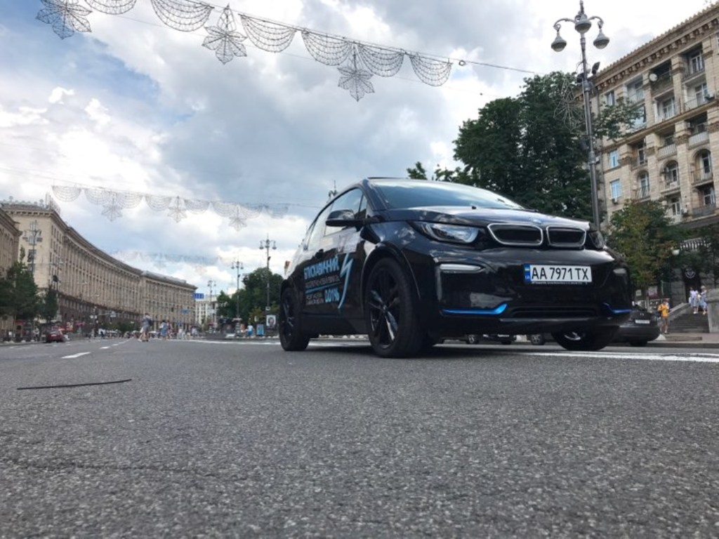 9 июня в центре Киева прошло ралли журналистов