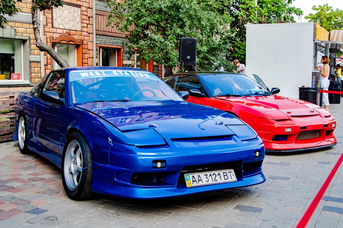 Nissan серии SX