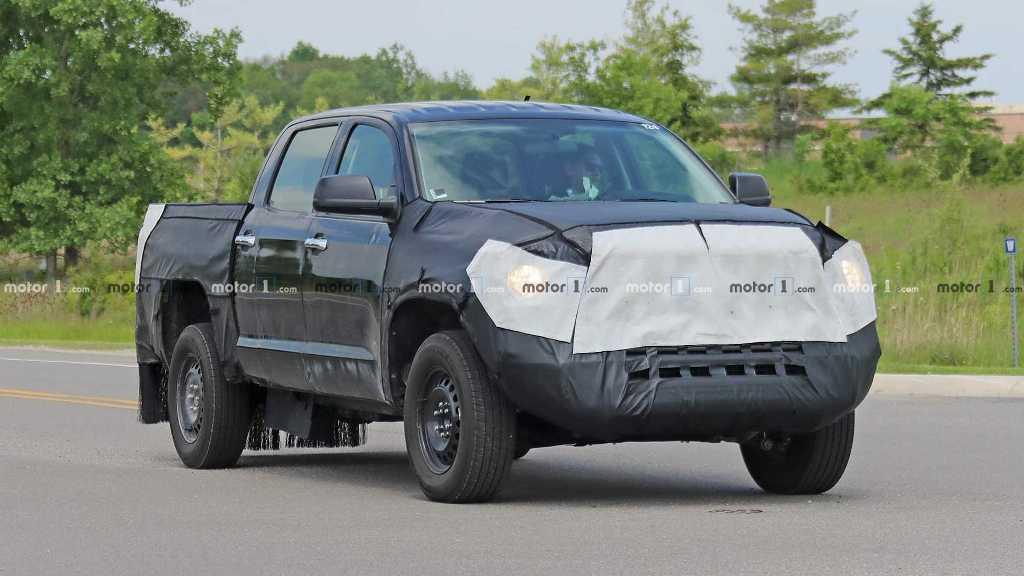 Toyota Tundra Hybrid