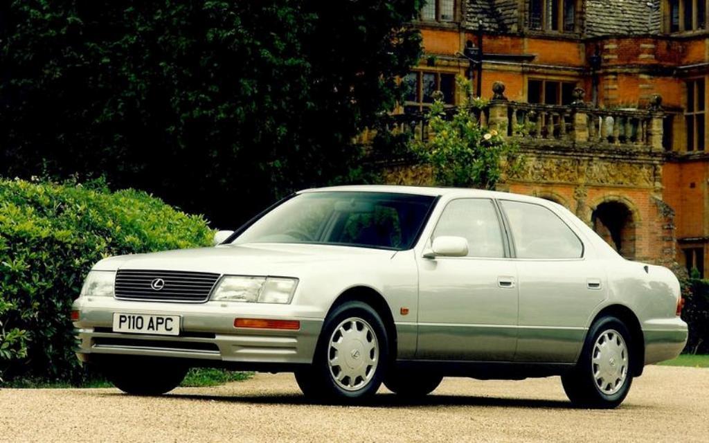 Lexus LS второго поколения
