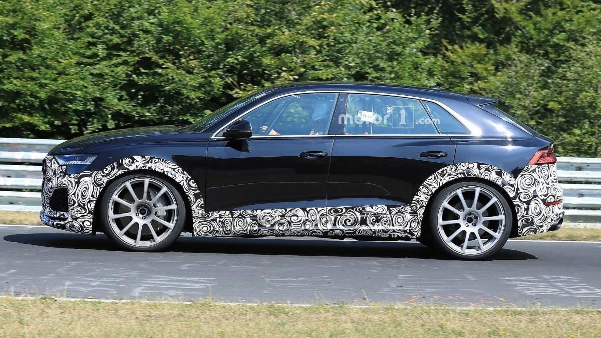 Автомобиль будет конкурировать с Bentley Bentayge, Porsche Cayenne и Lamborghini Urus