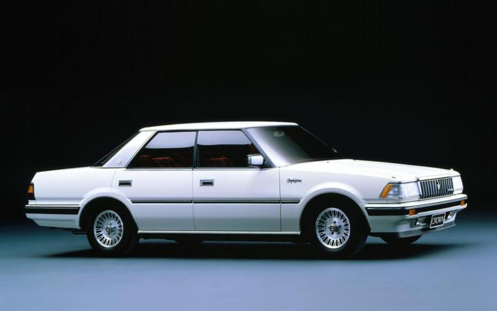 Toyota Crown
