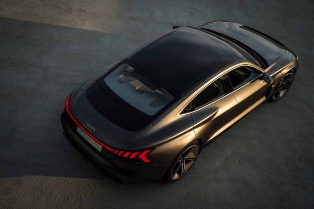 Audi e-tron GT будет собираться на заводе Böllinger Höfe в Германии