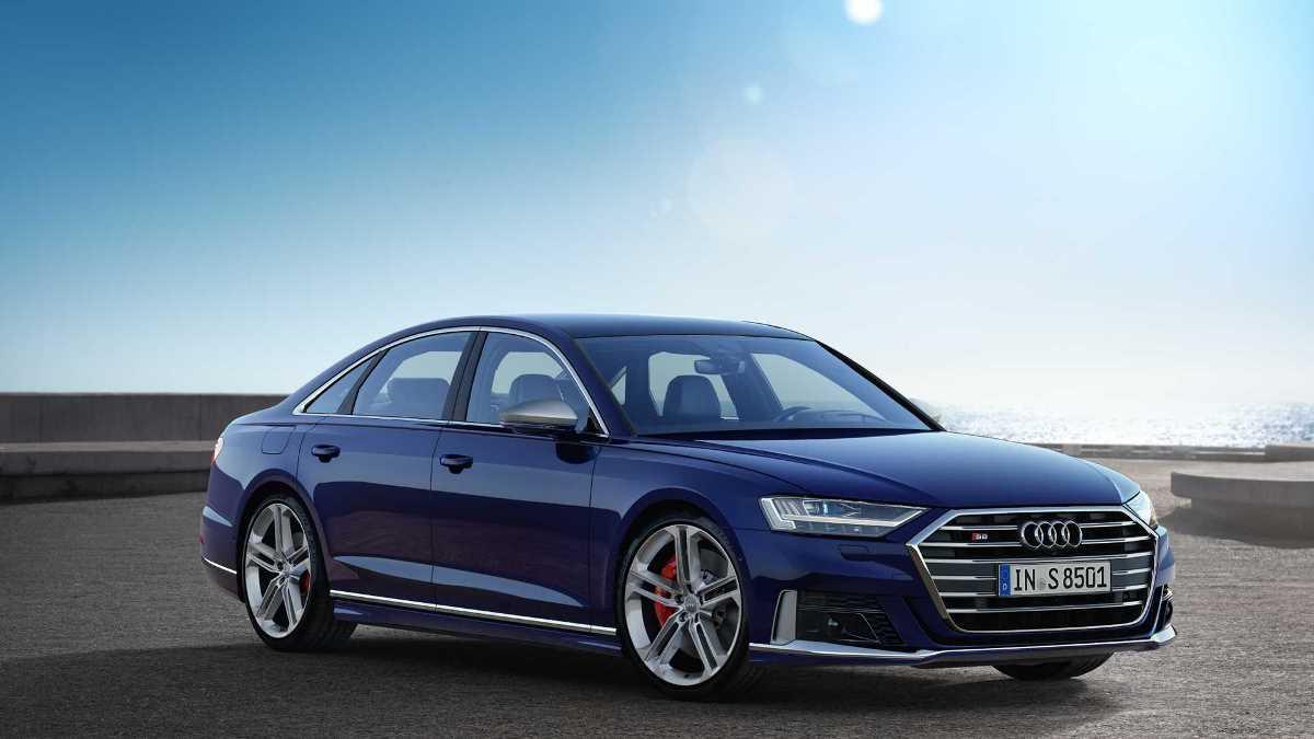 Audi представила S8 2020 модельного года