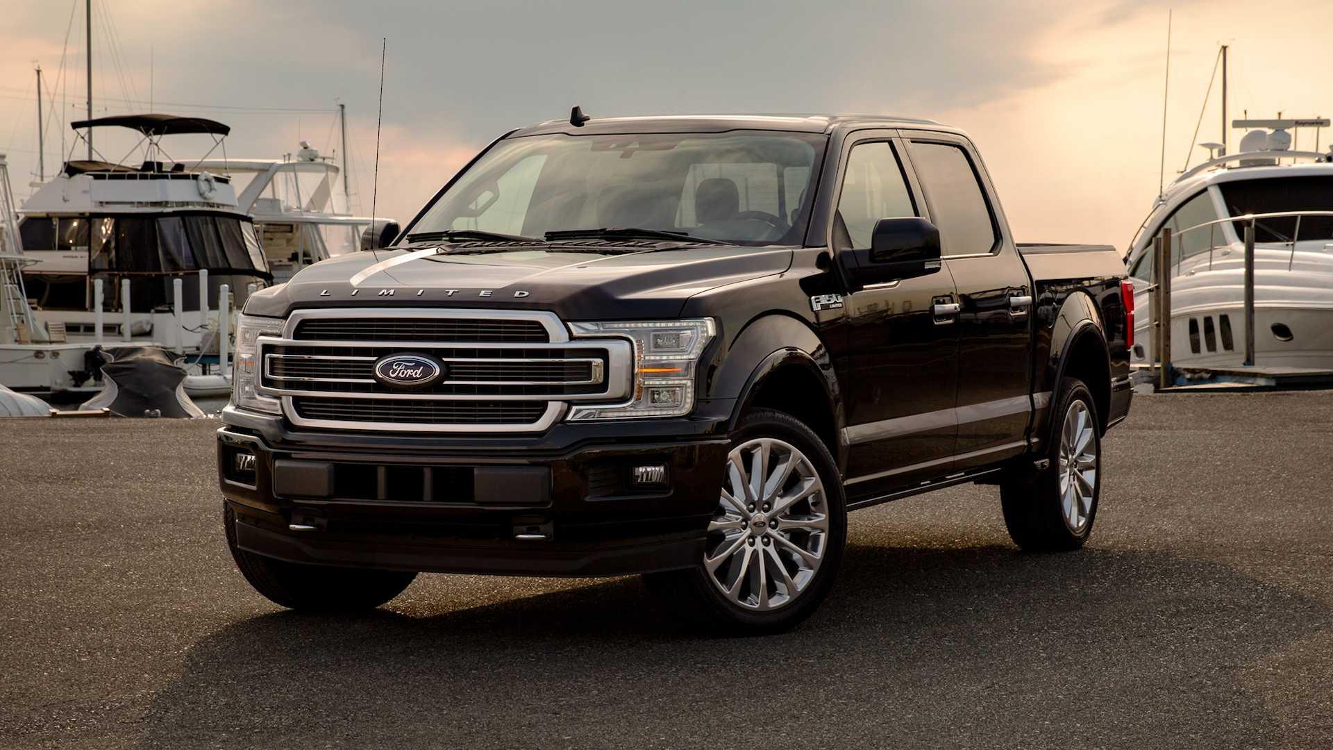 Ford F Series лидер в США и Канаде