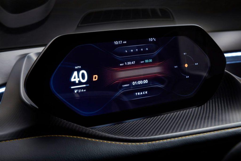Evija сможет развивать скорость до 320 км/ч