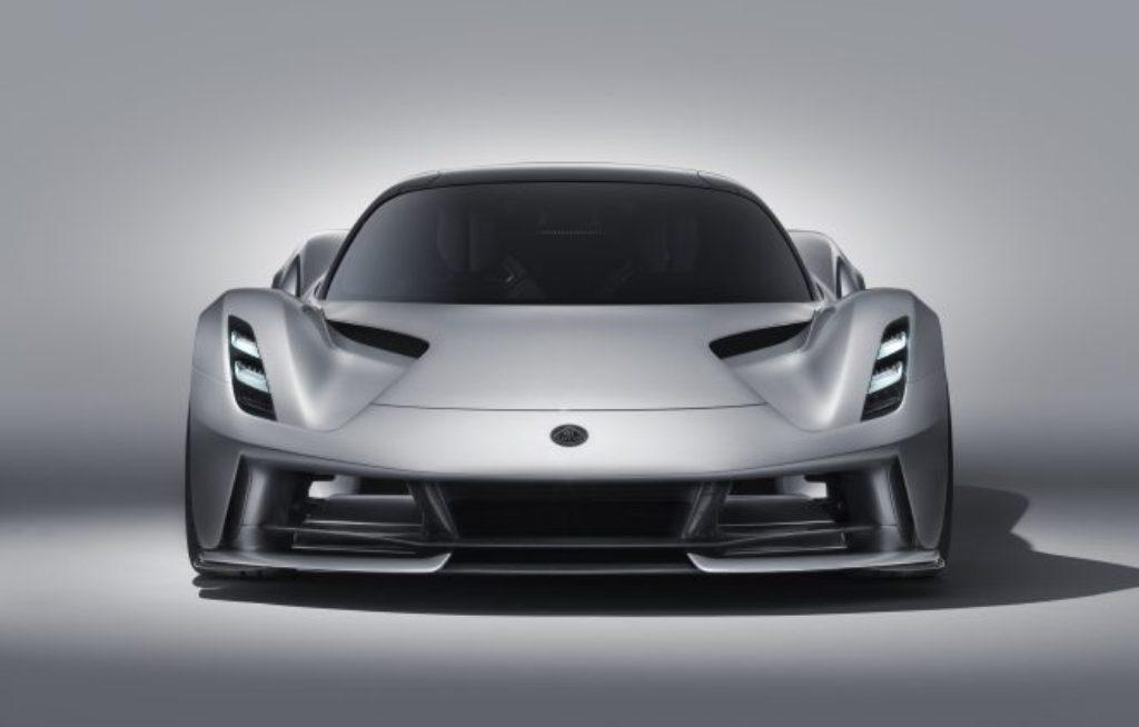 Производство Lotus Evija начнется в 2020 году