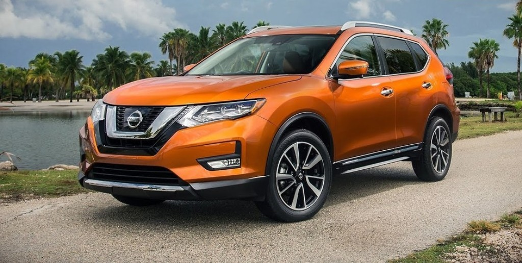 Nissan X-Trail/Rogue