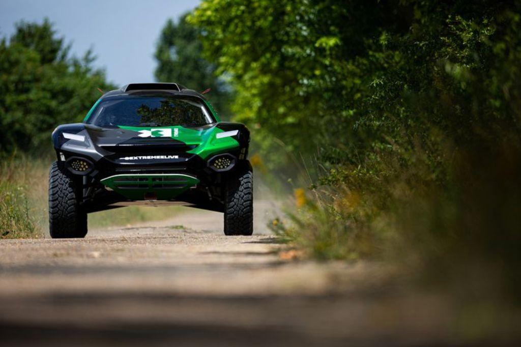 Электрический внедорожник Odyssey 21 станет базовым для гонок серии Extreme E