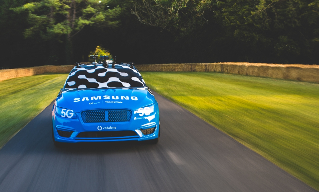 Уникальный автомобиль построен на базе Lincoln MKZ
