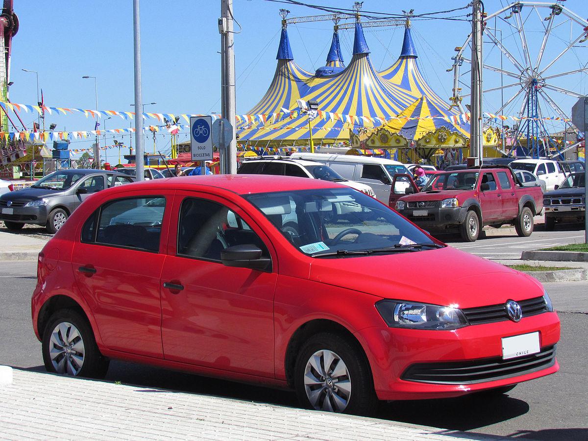 Volkswagen Gol самый продаваемый автомобиль в Бразилии и Аргентине