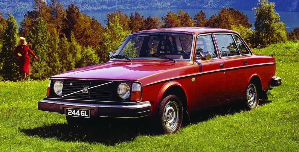 Наибольшим спросом в Швеции пользуется Volvo 200 Series