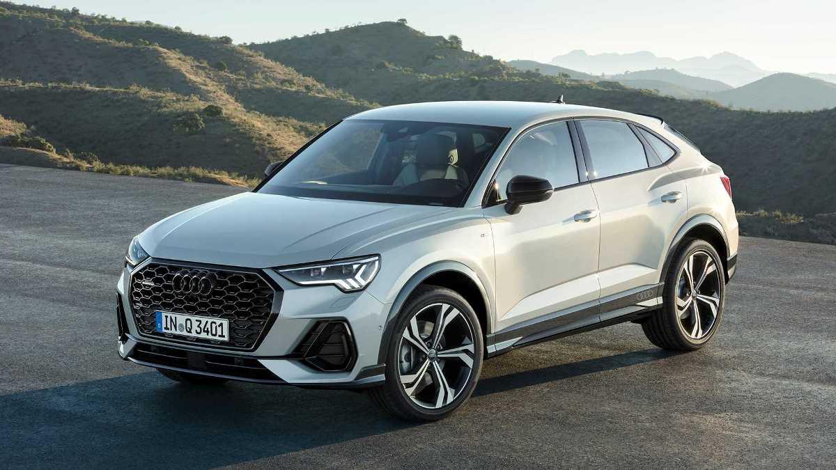Компания Audi представила новый Q3 Sportback