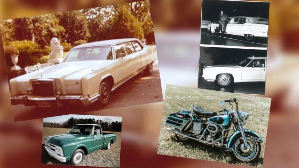 На аукцион выставят три личных транспортных средства Элвиса Прэсли