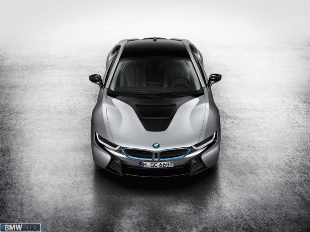 Специалисты Alpina модифицировали флагманский BMW i8