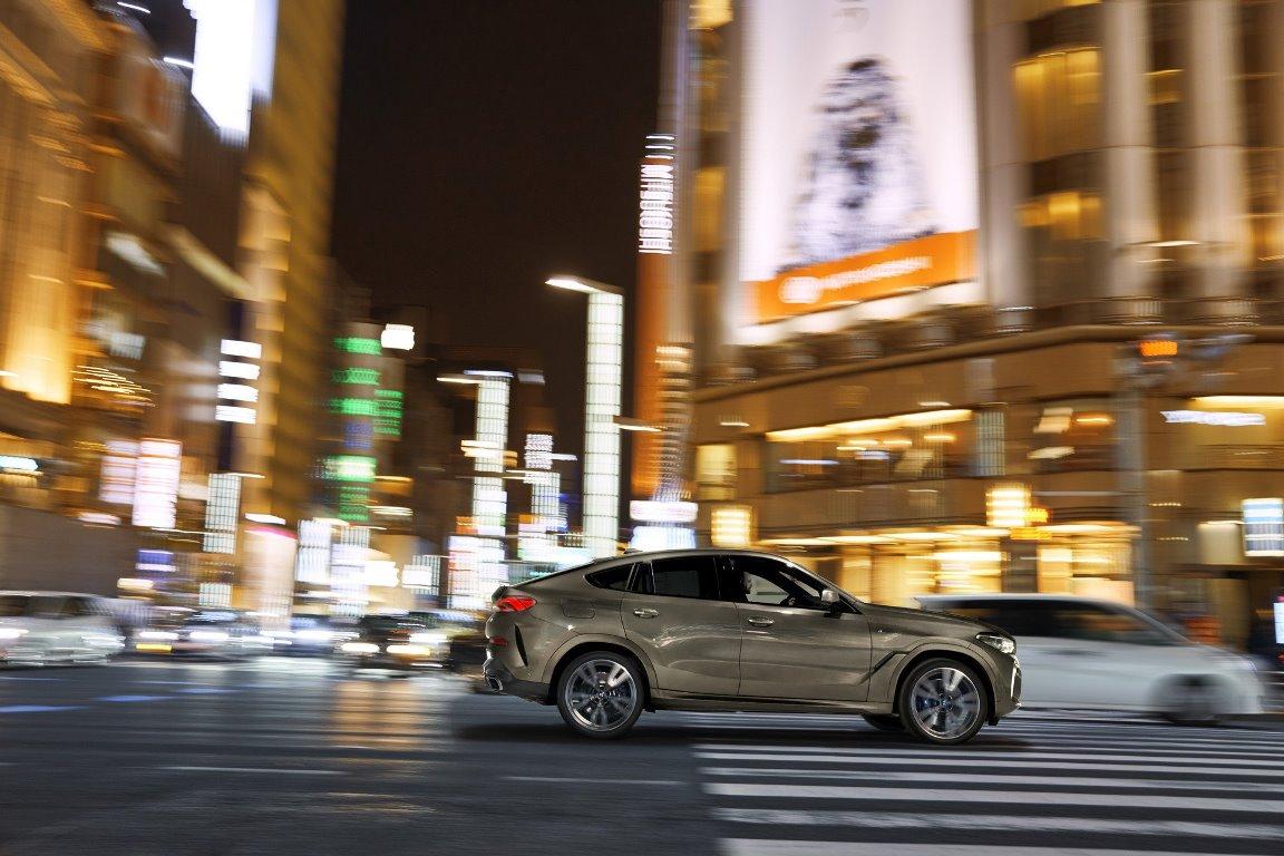 BMW представила новый X6 2020 модельного года