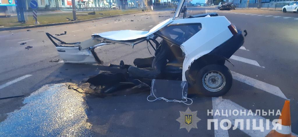 Пассажир ВАЗа от полученных травм скончался в больнице