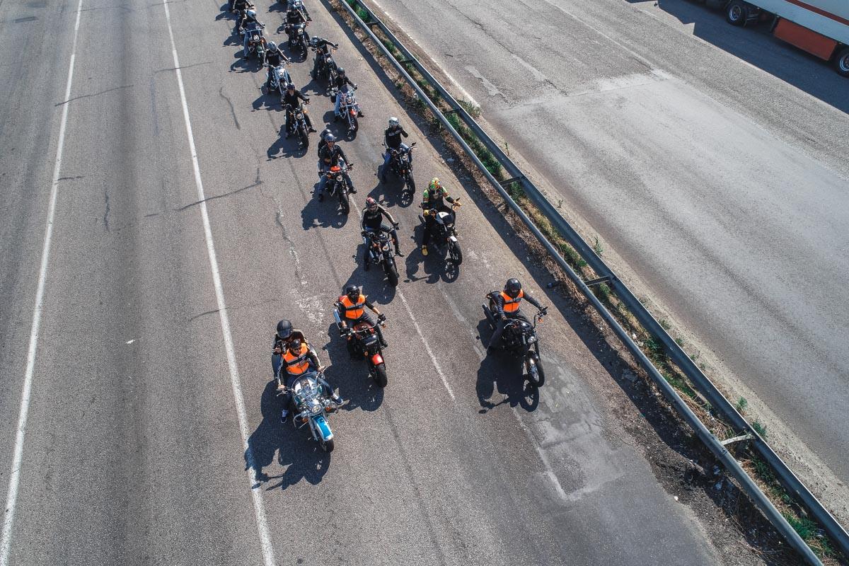 В Днепре прошло Freedom Party от легендарного американского бренда Harley-Davidson
