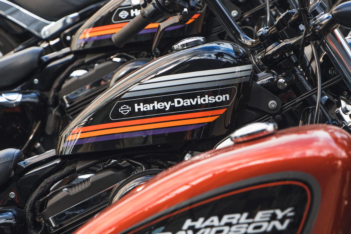 Легендарный Harley-Dаvidson