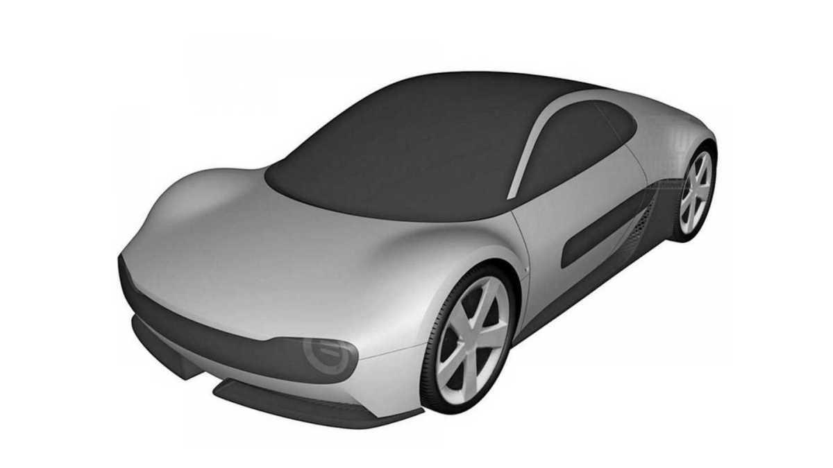 Honda запатентовала дизайн нового автомобиля