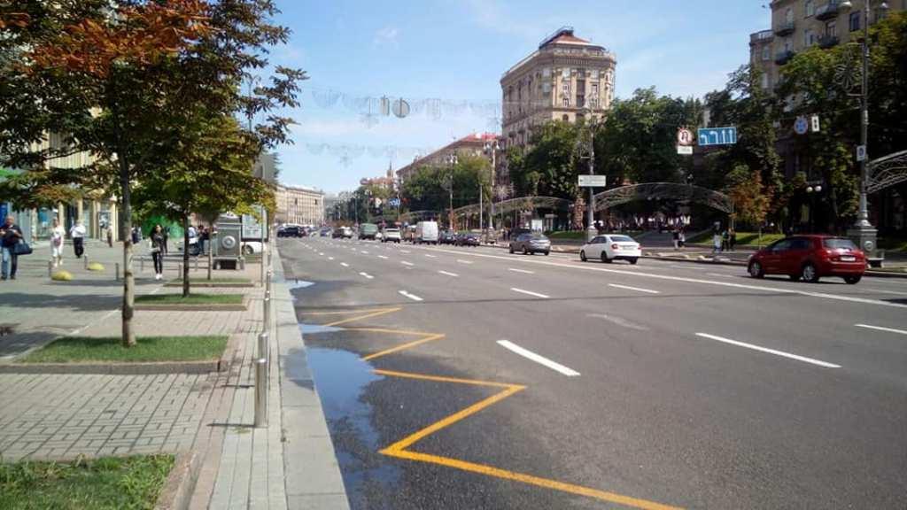 Киевские улицы будут выглядеть так