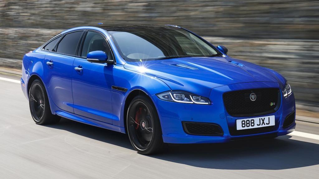 Jaguar XJ получит электрическую версию